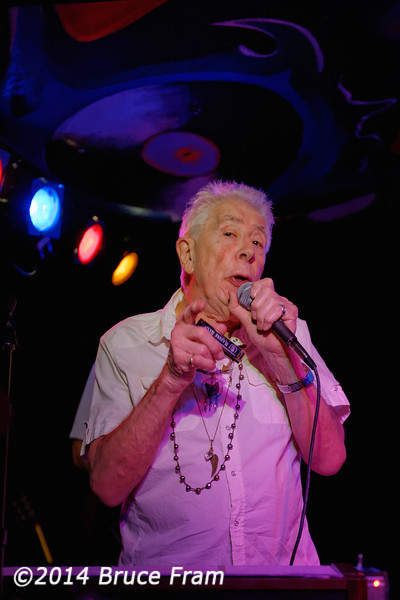 John Mayall at Mark Hummel Harmnonica  Blowout