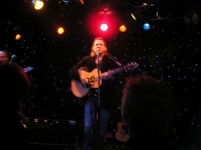 Club Cafe - Dec. 1, 2005