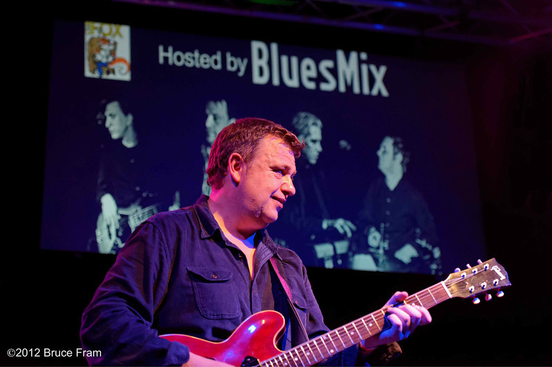 Fox Blues Jam at Club Fox Hosted by Bluesmix