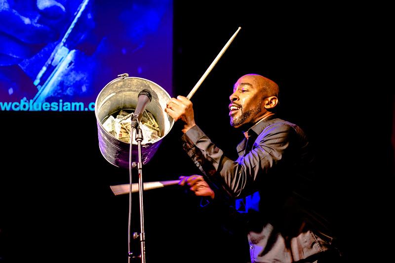 Fox Blues Jam at Club Fox Hosted by Garth Webber
