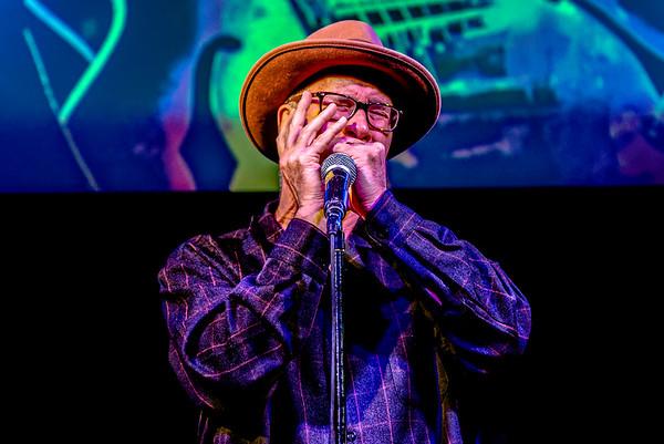 Fox Blues Jam at Club Fox Hosted by Mark Hummel