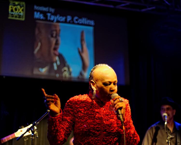 Fox Blues Jam;Taylor P Collins