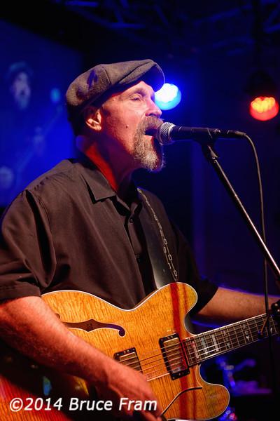 Fox Blues Jam at Club Fox Hosted by Steve Freund