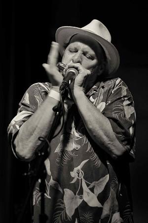Michael Osborn Host Club Fox Blues Jam