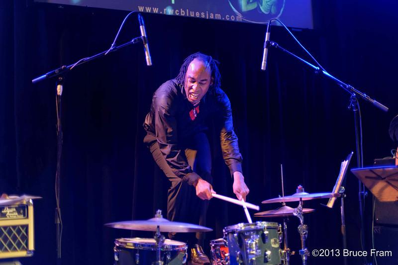 Fox Blues Jam at Club Fox Hosted by Paula Harris