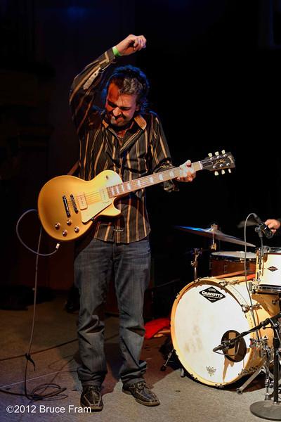 Fox Blues Jam at Club Fox Hosted Sean Carney