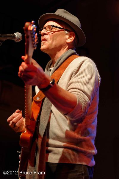 Fox Blues Jam at Club Fox Hosted by Terry Hiatt - Special Guest Chris Cain