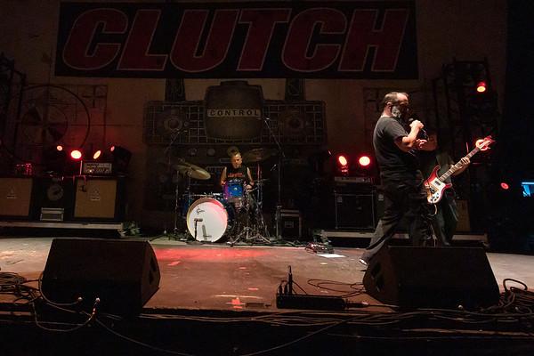 Clutch 007