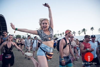 Coachella Music Festival 2014: Day 3