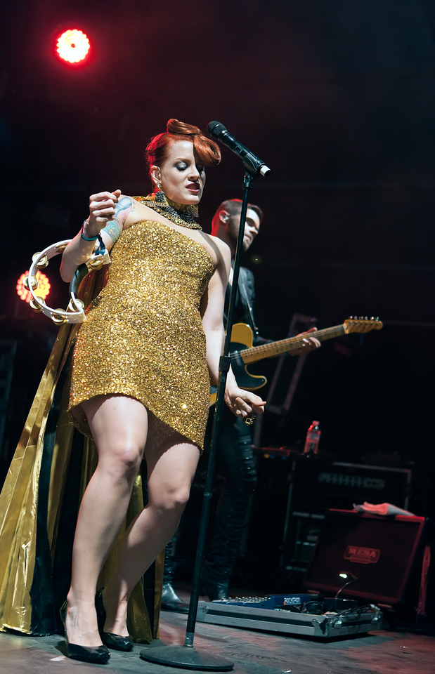 Ana Matronic / Scissors Sisters