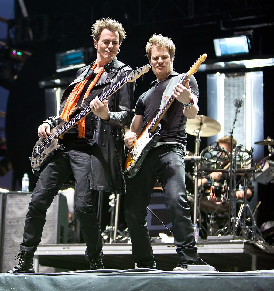 John Taylor, Dom Brown / Duran Duran