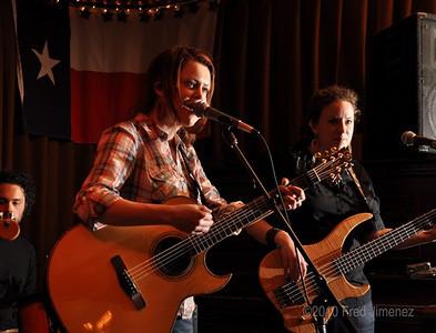 Coles Whalen at Casbeers in San Antonio, TX 3/19/10