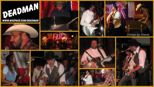 Deadman live at Jovita's in Austin, TX / Jun, 2009