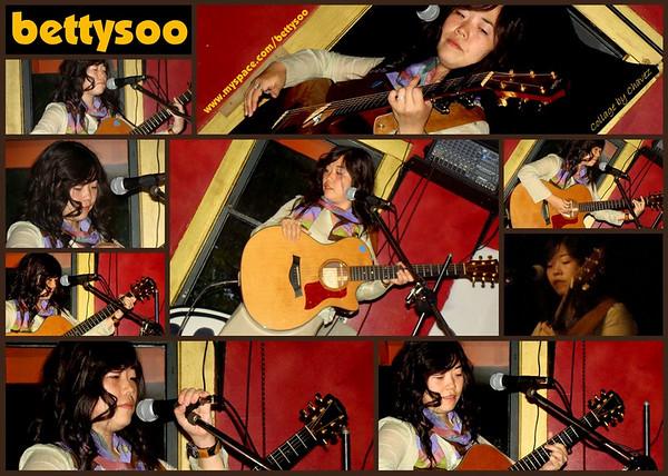 Betty Soo at Flipnotics CoffeeSpace Cafe in Austin, TX / Jun, 2009