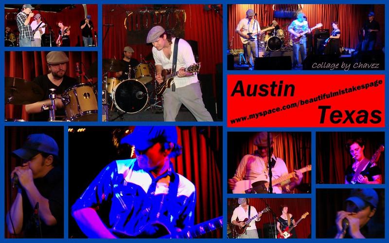 Beautiful Mistakes live at Momo's in Austin, TX / Jun, 2009