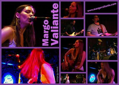 Margo Valiante live at Momo's In Austin, TX / Jul, 2009