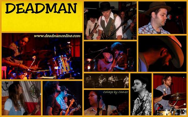 Deadman live at Momo's in Austin, TX / Jun, 2009