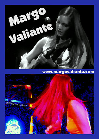 Margo Valiante live at Momo's In Austin, TX / Jul, 2009