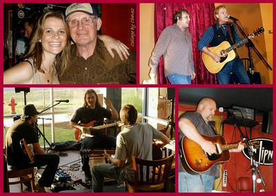 Austin Music Blogger Duggan Flanakin's photos for his www.flanfire.com BLOG: Jackie Bristow & Alan Tompkins / Mark & Bob Ulrich teaching / Chris Patterson of Leaving, TX