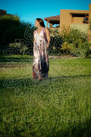 Kristen Chandler Band CD cover shoot