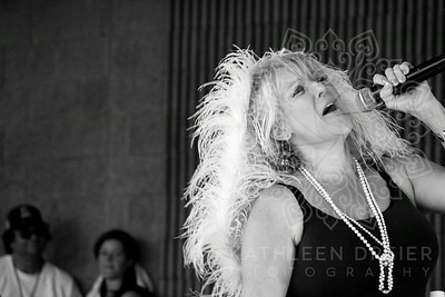 Lisa Nelson does an incredible Janis Joplin tribute at Nam Jam.