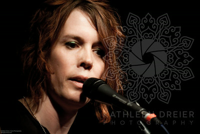 Namoli Brennet's Black Crow CD release party at Club Congress