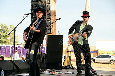 The Wyatts @ Country Thunder