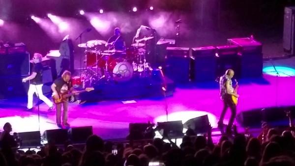 Concert Footage