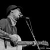 Justin Townes Earle performing Friday night. (Howard Pitkow/for Newsworks)