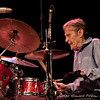 Sunday evening headliner, Levon Helm. (Howard Pitkow/for NewsWorks.org)