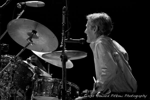 Sunday headliner Levon Helm. (Howard Pitkow/for NewsWorks.org)