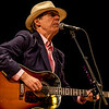 John Hiatt performed on Main Stage Saturday night.  (Howard Pitkow/for Newsworks)