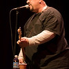 Pat DiNizio at the Sellersville Theatre in PA.