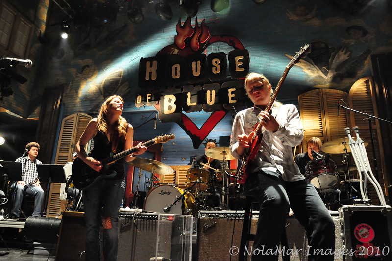 Derek (Trucks) & Susan (Tedeschi) Band - New Orleans House of Blues Jazz Fest 2010 After Show 4/29/10