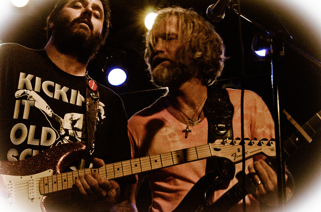 Anders Osborne & Billy Isuo