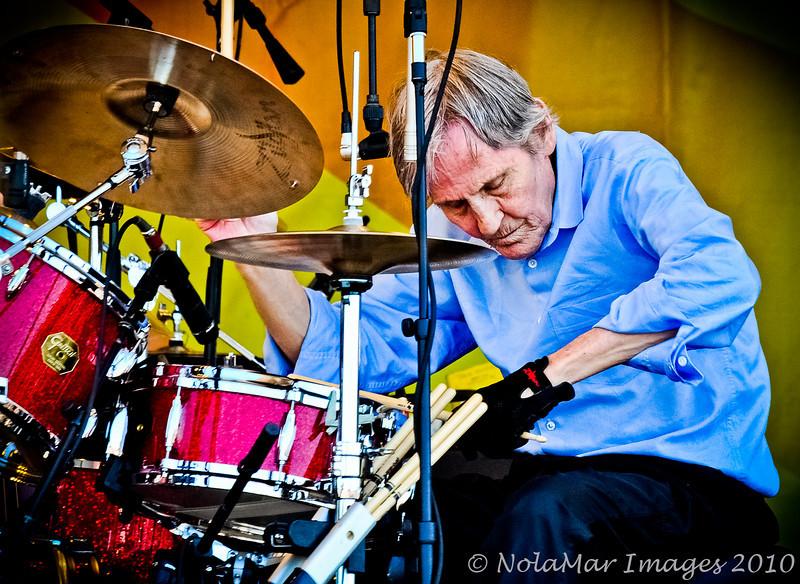 Levon Helm Band - New Orleans Jazz & Heritage Festival 2010