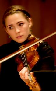 Rebecca Reale, soft focus