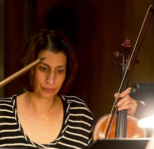 Joan derHovsepian, soft focus
