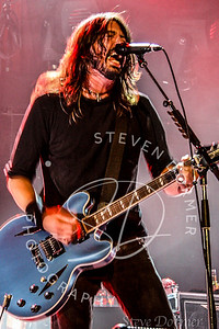 CONCERT, THE FOO FIGHTERS