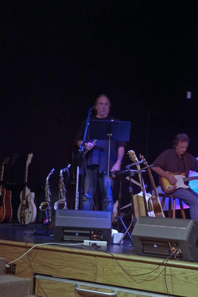 Jim Horn and Randy Utterback