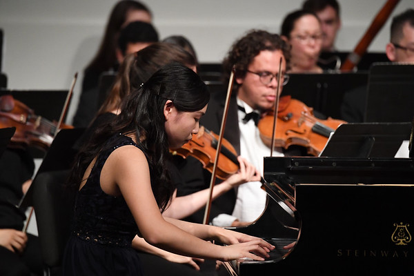 Concerto Competition Winners' Concert 2018