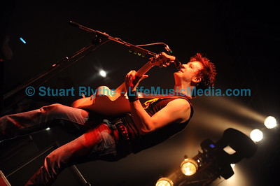 The Living End  Photographer: Stuart Blythe  LifeMusicMedia