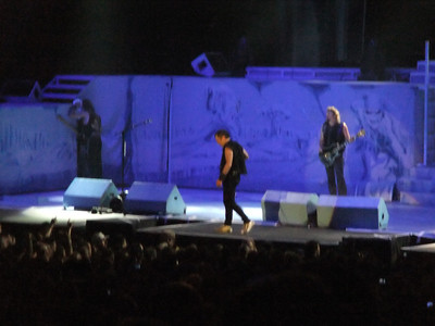 Alice Cooper and Iron Maiden July 13 2012