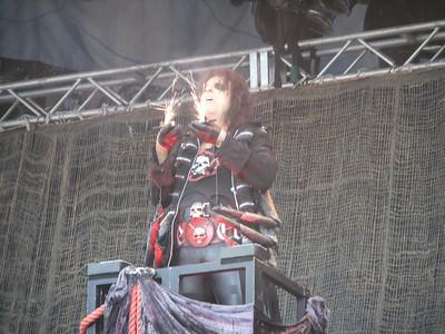 Alice Cooper and Iron Maiden July 14 2012 Sarnia Bayfest