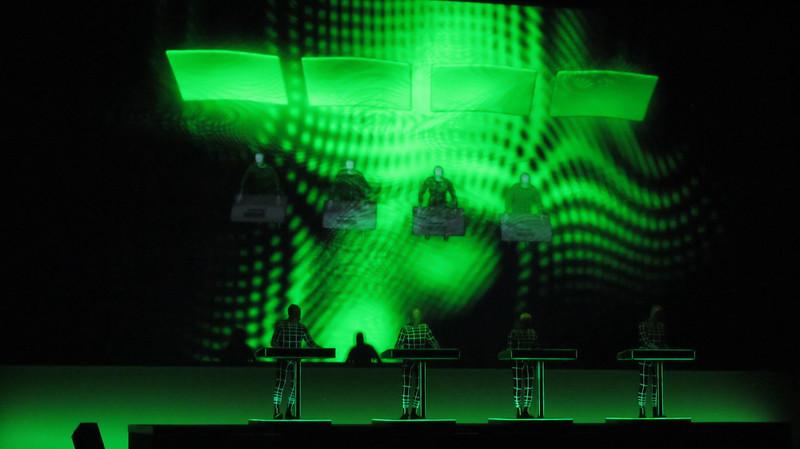 Kraftwerk 3D