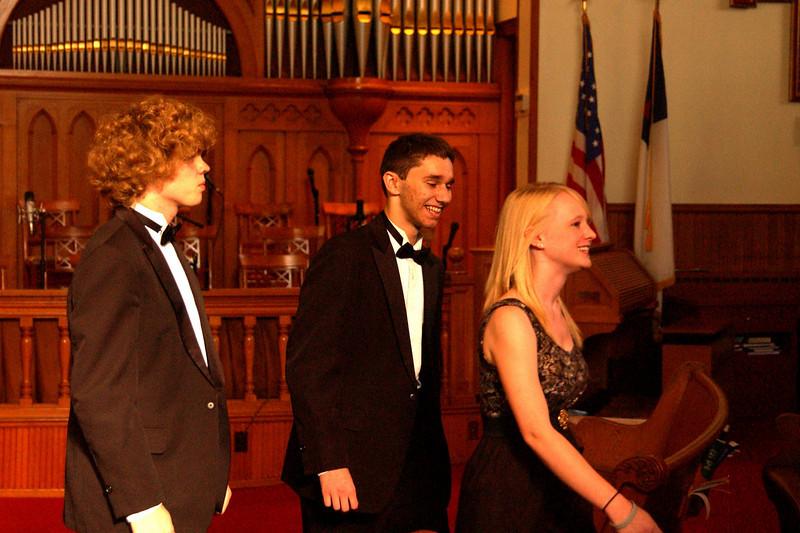 Seth, Jayson & Abby