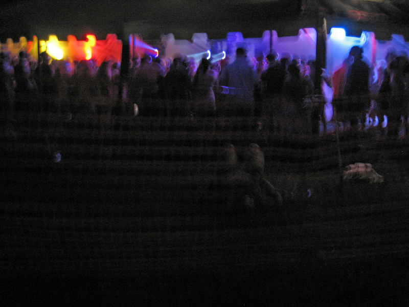 "Silent Disco is one of my simple favorites. Everybody ""at the disco"" has a pair of headphones on and dance away as if they were any other club. The beauty is for those that actually aren't participating - we can't hear what they're dancing along with and it looks like a bunch of people having seizures. The dancers are lost in the moment with their headphones on, the spectators just watch in total oblvion to what they are dancing. Brilliant."