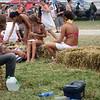 Hotties on haystacks