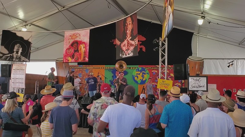 New Orleans Jazz Fest 2019