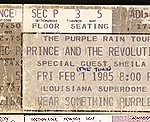 Prince concert 2015